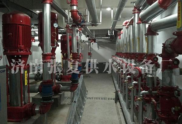 供水设备换热机组