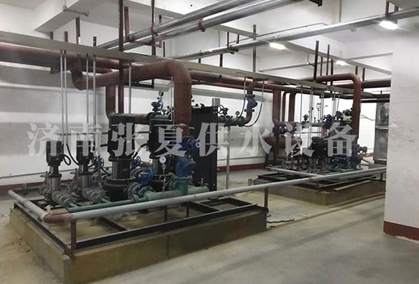 板式换热器生产案例