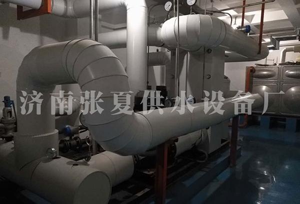 专业板式换热机组