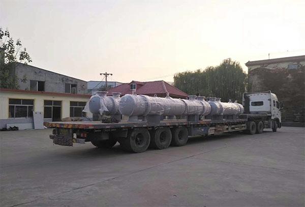 济宁管壳式换热器
