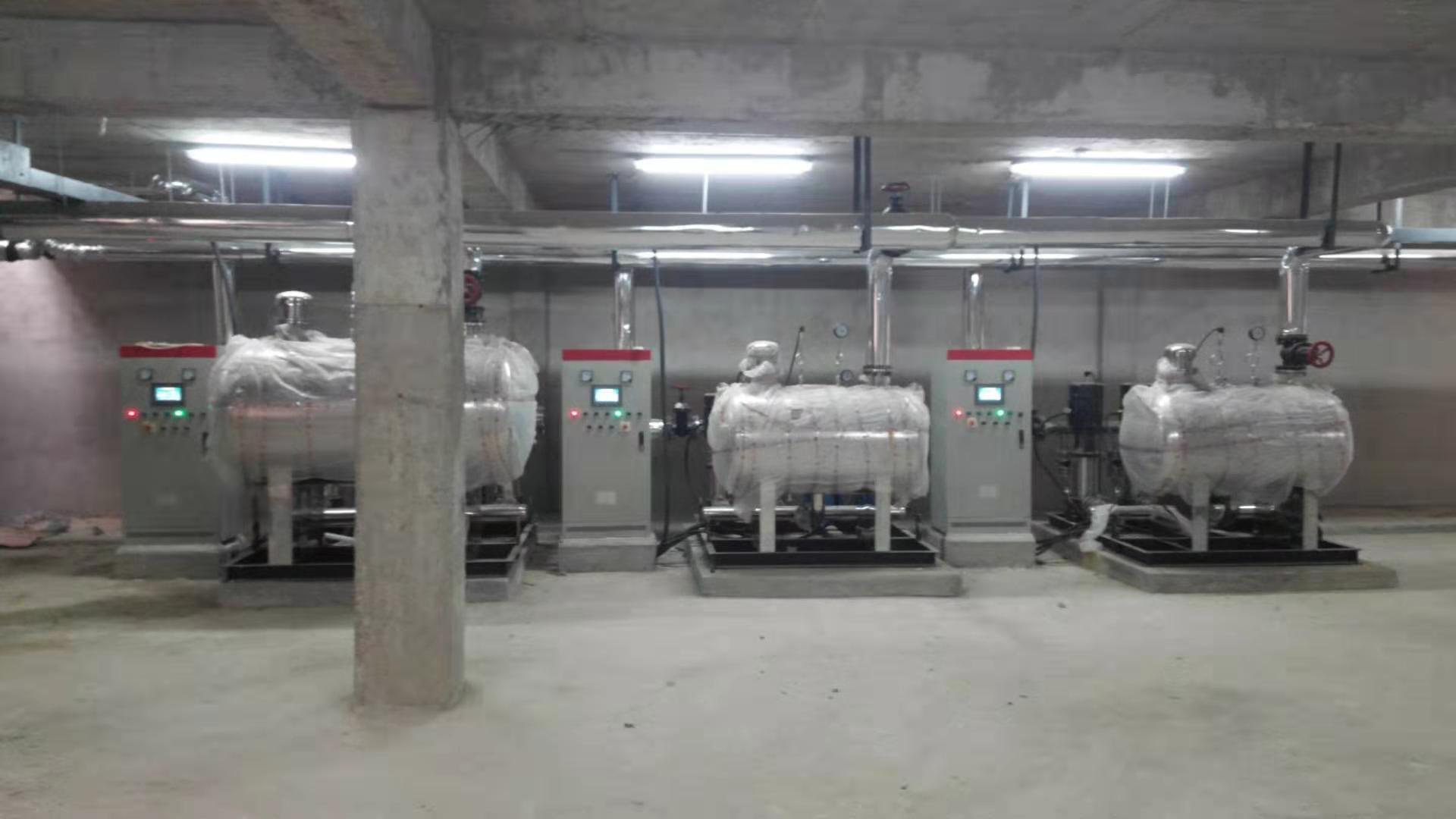 沧州无负压供水设备