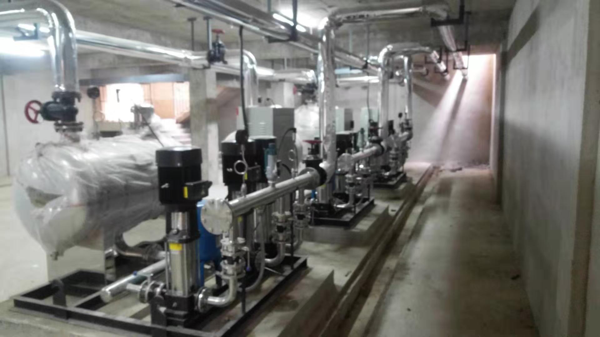 济南无负压供水设备