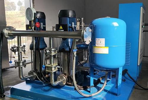 自来水二次加压供水设备