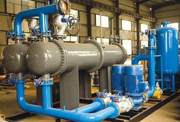 专业管壳式换热机组