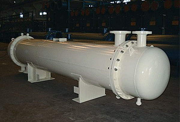 管壳式换热机组生产