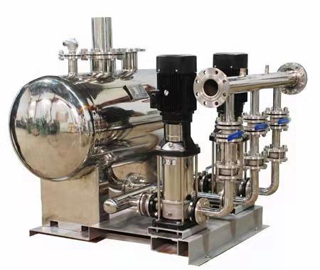无负压供水设备厂家