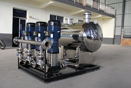 无负压成套供水设备