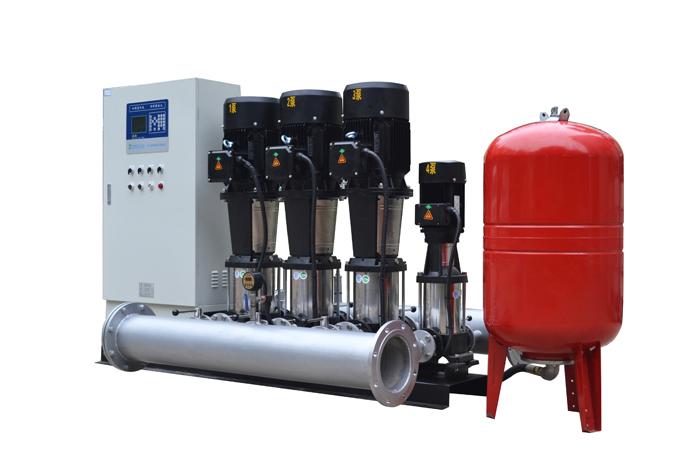 全自动供水设备优点