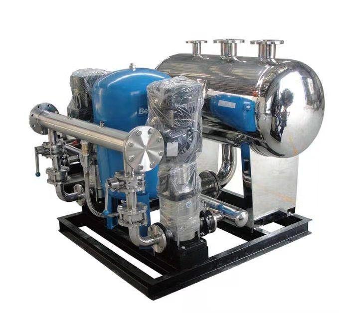 全自动供水设备特点