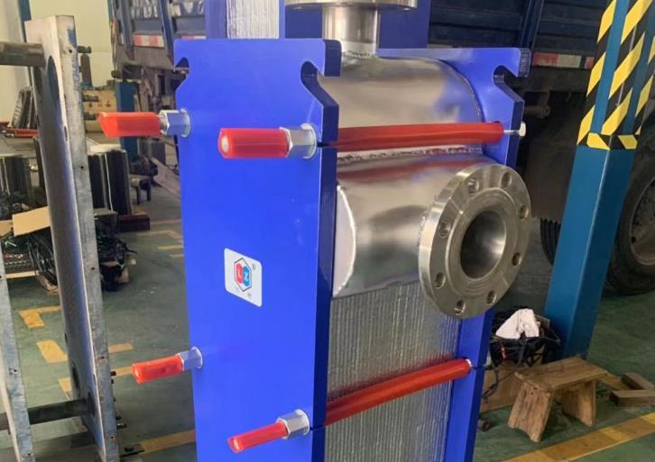 全焊接板式换热器的结构原理和特点