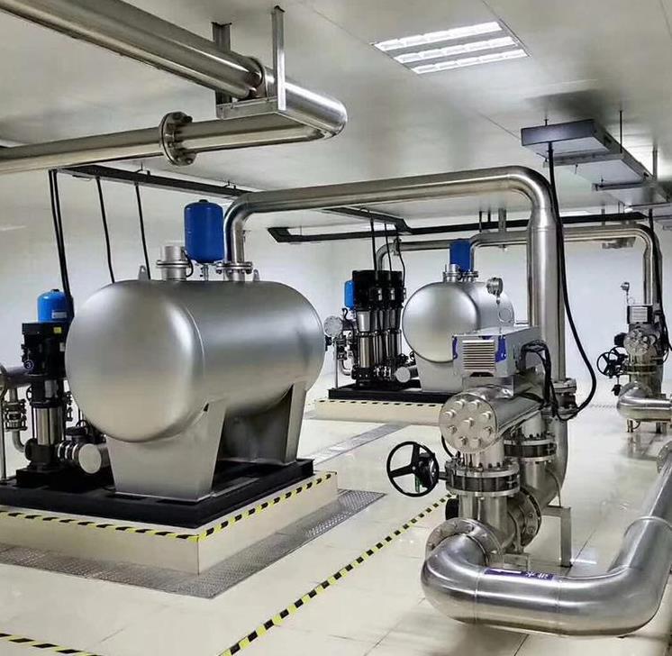 简述无负压供水设备水泵维护注意事项